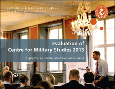 Evaluation of Centre for Military Studies 2013