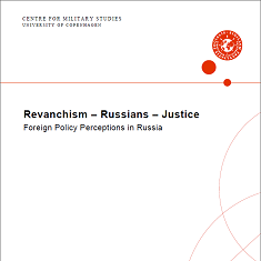 Front page of the publication Revanchism - Russians - Justice