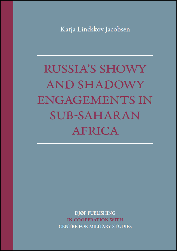 Memo front page: Russia showy and shadowy engagement in Sub Sarahan Africa